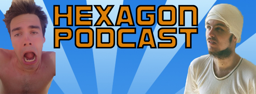 HeXagon Podcast #10 co-op med gäst