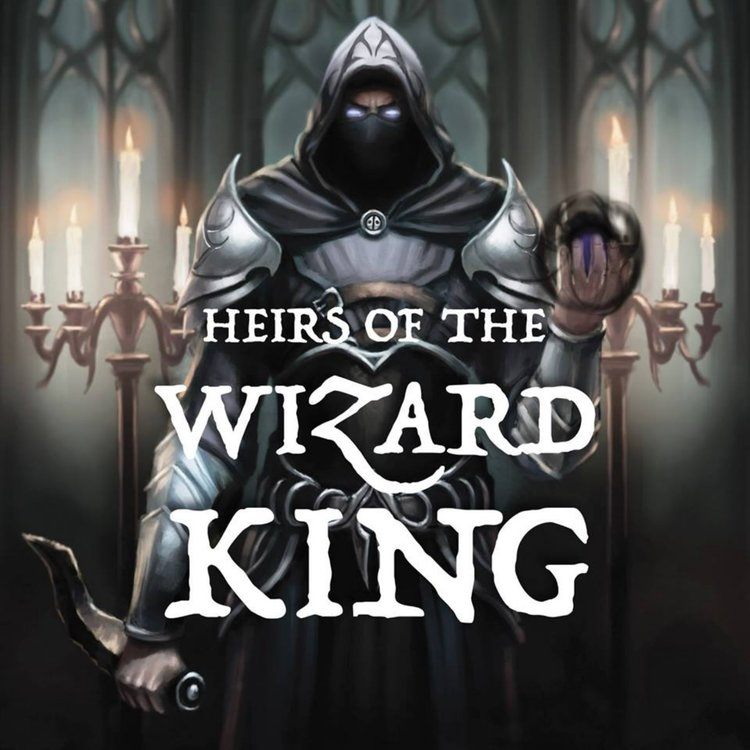 SpelGeek unboxar Heirs of the Wizard King!